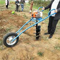 多种规格手提式挖坑机 小型种树打窝机批发