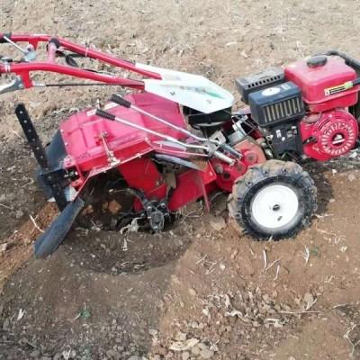 林业旋耕机 小型手扶式除草机