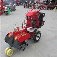 农用手扶式微耕机 小型四驱汽油旋耕机