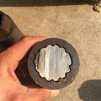 黑龙江花键钢管 外圆内键槽钢管 六角钢管