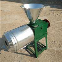 小麦玉米磨面机三相电去皮打面机