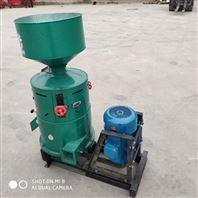 苞米打渣去皮机 立式砂辊碾米机