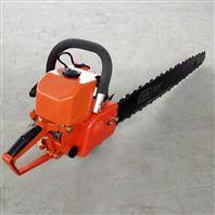 大片硬土地汽油挖树机 园林管理移树机