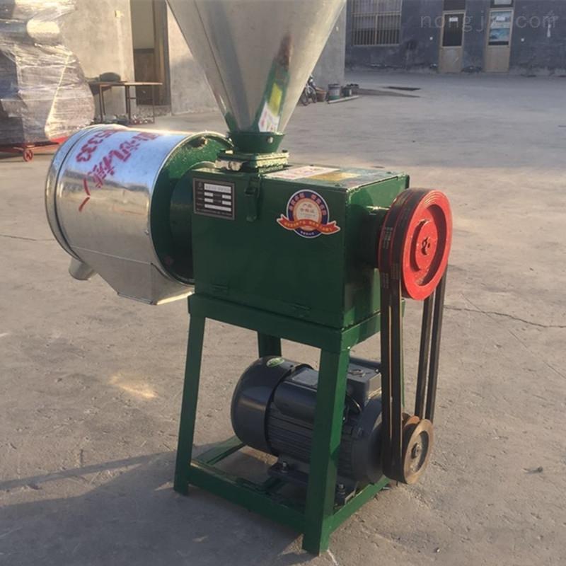 小型高粱粉碎磨面机 家用玉米磨粉机