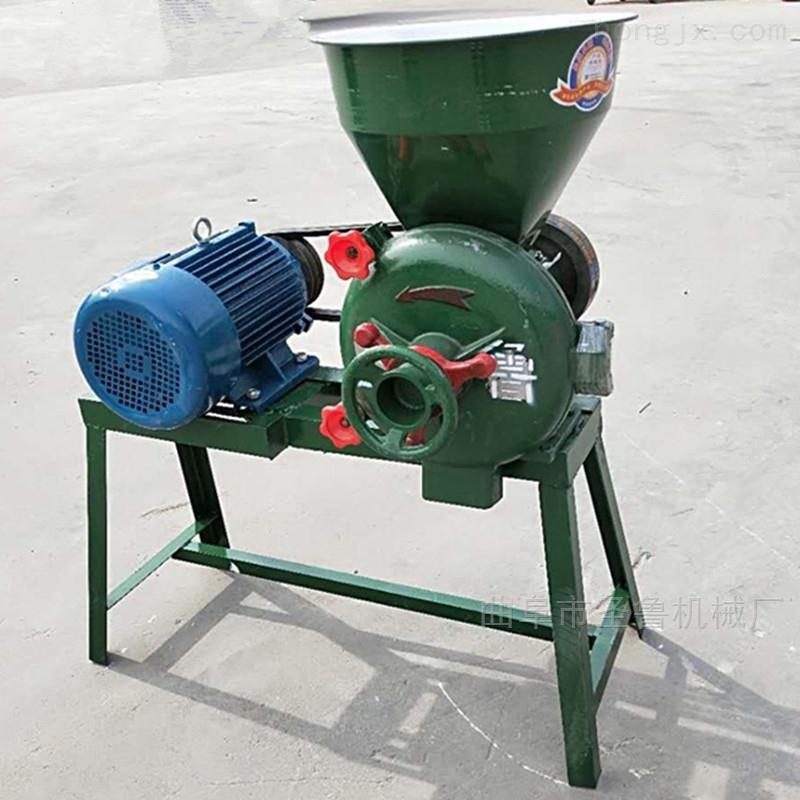 农用摊煎饼专用磨糊机湿小米高粱粉碎机