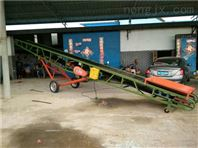 车间流水线装配生产皮带输送机帮工定制厂家