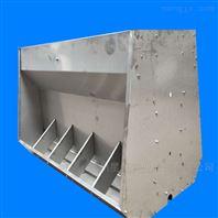 亳州星恒双面8孔不锈钢猪食槽定制厂家