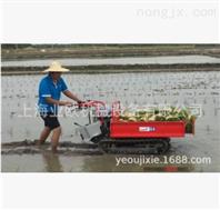 筑水3B55TD小型履带式搬运机农用履带运输车