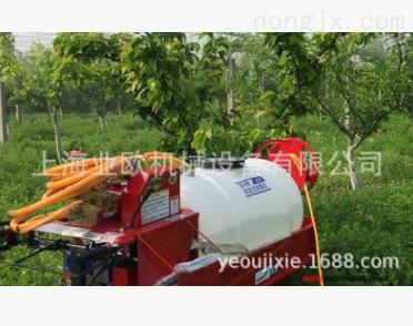 筑水牌自走式喷雾器3WZ51AY农用喷雾打药机