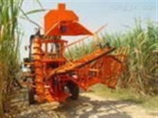 甘蔗收获机
