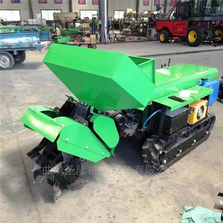 35马力常柴发动机多功能田园管理机