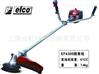 efco叶红割灌机EF4300侧挂式割草机 除草机
