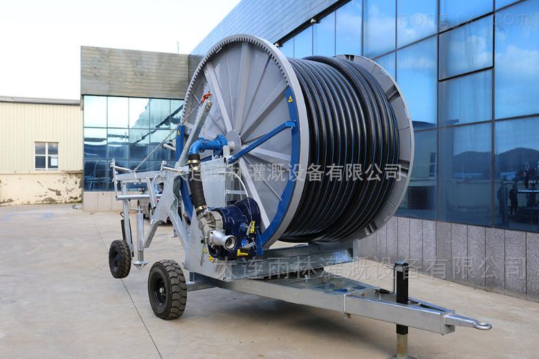 农田灌溉设备圆形绞盘式喷灌机