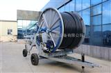 圓形絞盤式灌溉設備