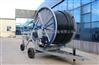 圆形绞盘式灌溉设备