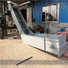 SG150Z字型刮板式上料机,槽型石粉装罐用输送机