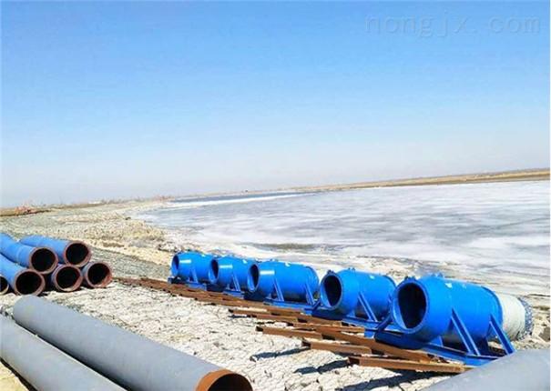 雪橇式潜水泵_轴流_混流_抗洪-天津奥特泵业