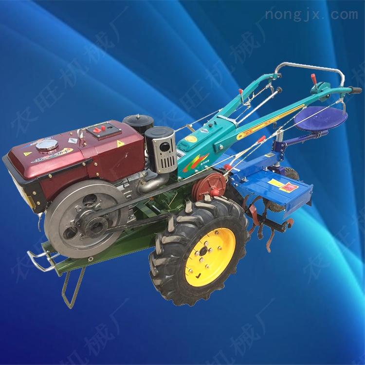 农用打田旋耕拖拉机 农用水旱多功能拖拉机