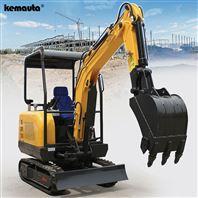 適用于多種施工現場的小挖機