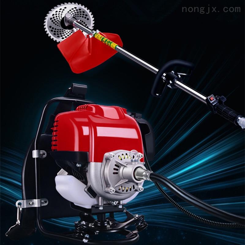 四冲程背负式割灌机 多功能家用汽油除草机