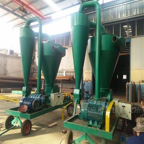 糧食大型大豆氣力輸送吸糧機定制