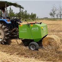 牽引式小麥秸稈打草機