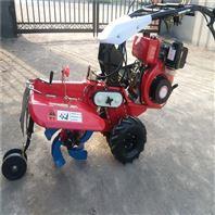 开沟培土机 高效率的田园管理机