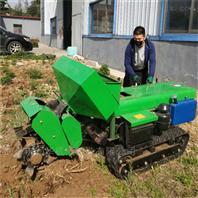 自动埋土施肥机 遥控款开沟机