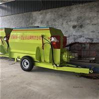 TMR双绞龙搅拌机 黑龙江养殖场拌草机