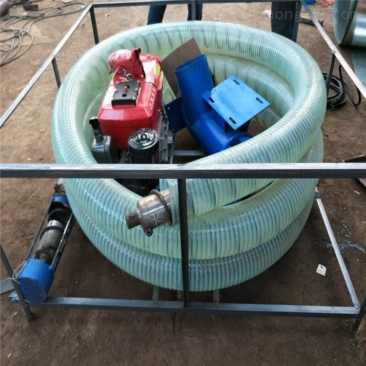 常用6米吸粮机 农场饲料提升机 蛟龙吸料机