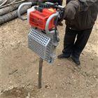 铲头挖树机 锯齿起树机