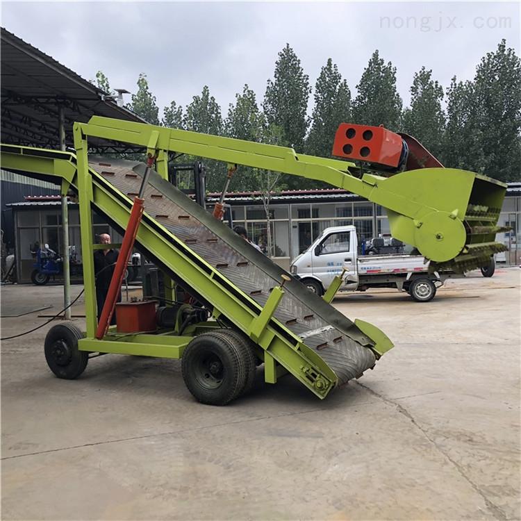 养殖专用牧草取料机 快捷高效的扒料机
