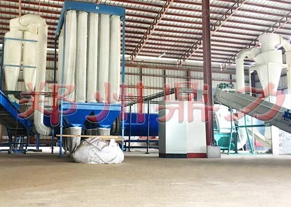 小型牧草烘干机,草料干燥机厂家-郑州鼎力