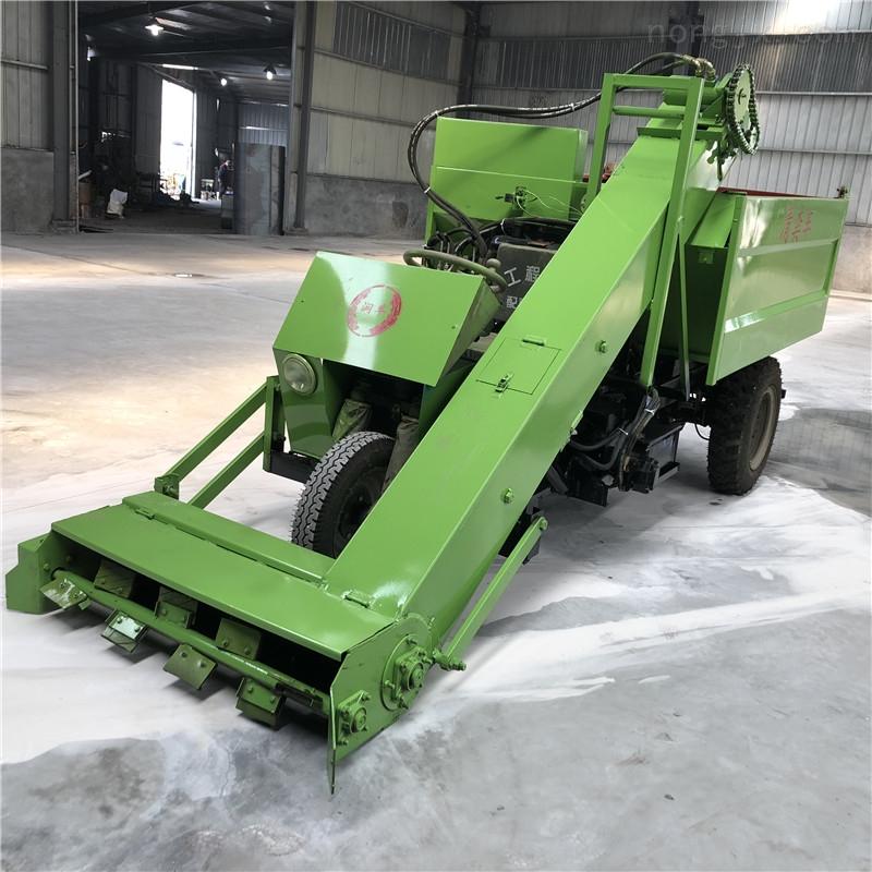 大型牛场用粪便清理车 高效率的清粪车