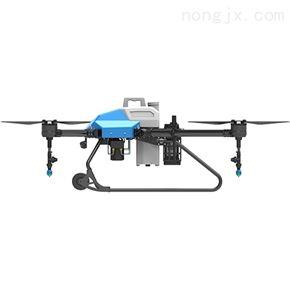 A10地面操作AB点航线模式植保无人机