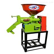 小型稻谷碾米机-玉米渣机