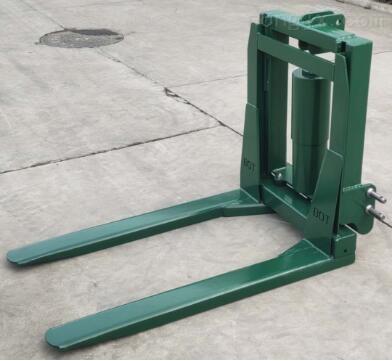 旋耕机悬挂式后叉