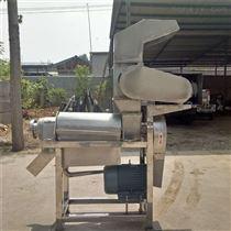 螺旋破碎榨汁机不锈钢果蔬挤压机