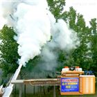 弥雾机高压消毒机养殖场大棚果园水雾烟雾机