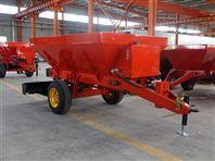 多多農機1.8方果園雙側農家肥施肥機
