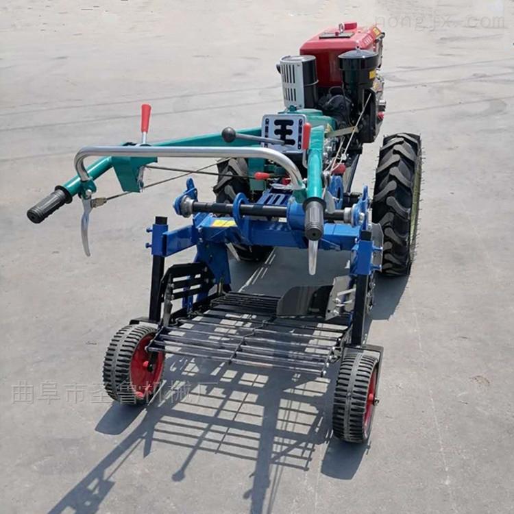 红薯秧粉碎还田机农用红薯收获机