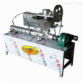 THP-80全自动可拌可涮牛排豆皮机