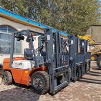 杭州三吨标准叉车处理