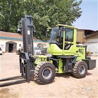 杭州三吨四吨标准叉车 两级门架升高四米
