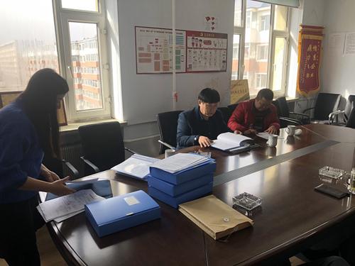 吉林省延边州千赢国际城部门到敦化考核检查千赢国际城补贴工作