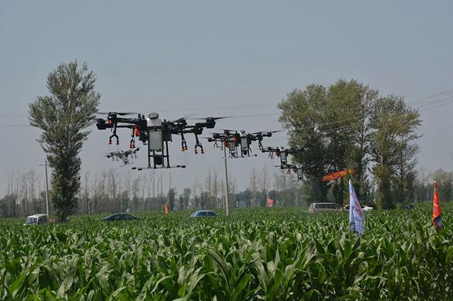 青海省2019年农机购置补贴植保无人机投档工作开始啦
