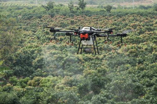 """大疆农业:以敏锐""""触角""""捕捉用户需求,构建飞防生态圈"""