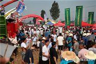 农机地头展—第21届河北农机新机具新技术推广演示会成功举办