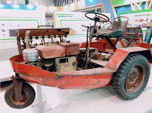 """风云变幻70年,""""白手起家""""的农机行业怎么样了?"""