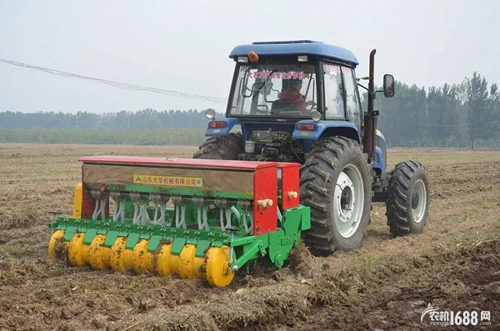 当保护性耕作机具需求热潮来临, 你们准备好了吗?